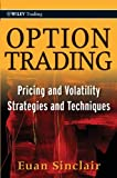 Option Trading, Euan Sinclair, 0470497106