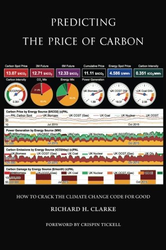 Predicting the Price of Carbon: How to Crack the Climate Change Code for Good