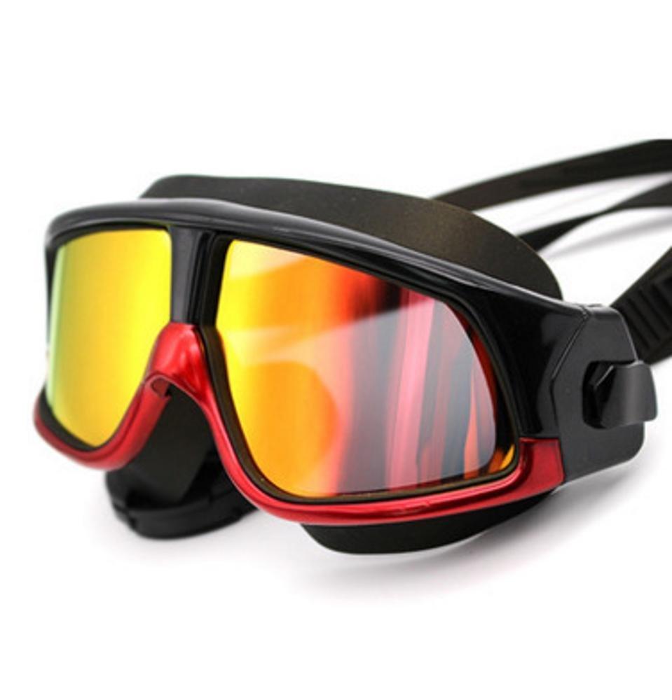 Axiba Erwachsenen Schwimmbrille Goggles HD Anti-Beschlag für Männer und Frauen B07CF7P1N2 Schwimmbrillen Neu