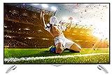 Telefunken XU40A401 102 cm (40 Zoll) Fernseher (4K Ultra-HD, Triple Tuner, Smart TV)