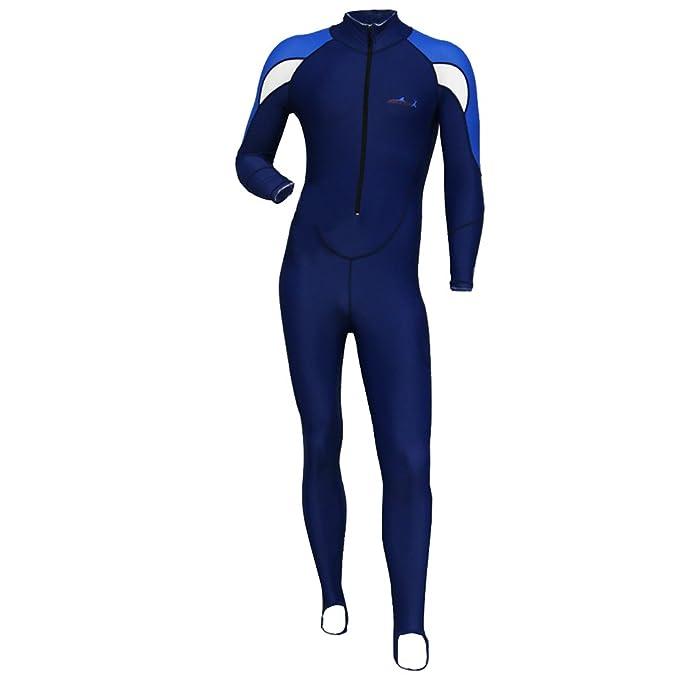 1 opinioni per Sharplace Subacquea Snorkeling Surf Vestito Completo Di Muta Zip