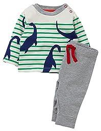 Fiream Boys Cotton Long Sleeve Clothing Sets(8006TZ,3T)