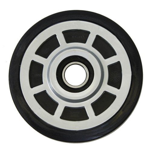 PPD Silver Idler Wheel 6 3/8 O.D. X 25MM I.D. for POLARIS Indy 440 XCR 1992-1995