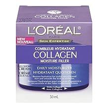L'Oreal Paris Collagen Moisture Filler Day/Night Cream, 50-Milliliter