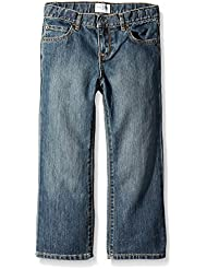 The Children's Place Boys' Bootcut Jean