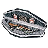 SKB Sports SKB DOUBLE BOW CASE Molded From Ultra-High Molecular Weight Polyet...