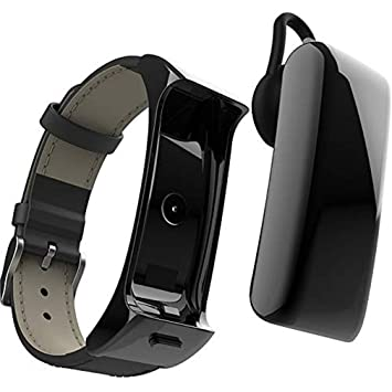 LEDLXK Smartwatch Audífonos Bluetooth 2 En1,Todo El Día Presión ...
