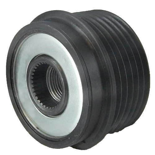 h Pulley for Volvo C70 2000-2004, S60 2001-2002, S70 1999-2000, V70 1999-2005 ()