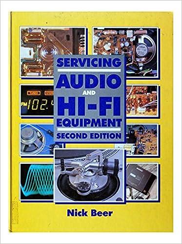 Servicing Audio and Hi-Fi Equipment, Second Edition