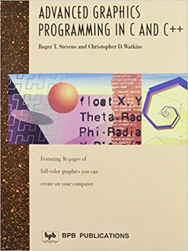 Advanced Graphics Programming In C And C++ Pdf