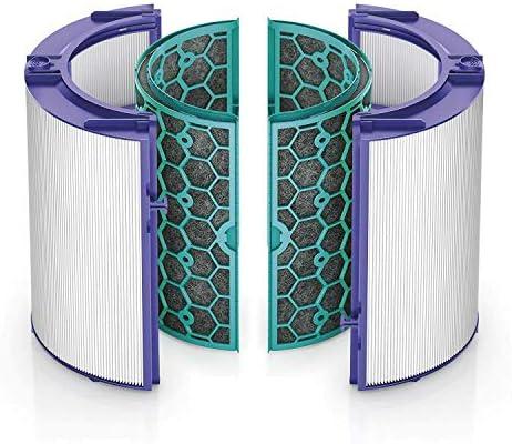 Louu TP04 - Filtro para Dyson DP04 HP04 Pure Cool Purifier (filtro ...