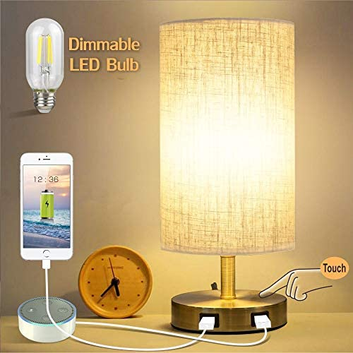 Focondot Control Dimmable Charging Nightstand product image