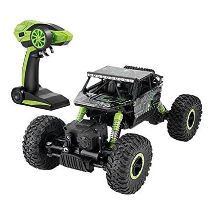 Amazon Com Rc Rock Crawler Yks Remote Control Car Toys High Speed