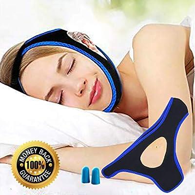 Chin Straps, Adjustable Stop Snoring Straps
