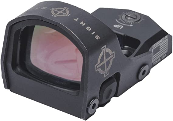 Sightmark SM26043 Mini Shot M-Spec FMS Red Reflex Sight