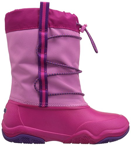 31 30 Pink Waterproof Swiftwater Boot Party Tamaño eu Crocs Tzv8w
