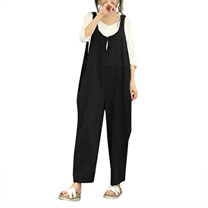 b0d2822401fb Image Unavailable. Image not available for. Color  Women Jumpers Overalls  ...