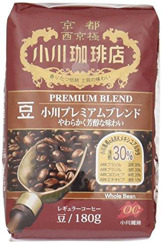Instrument Maker (Ogawa Coffee shop Ogawa premium blend beans 180g)