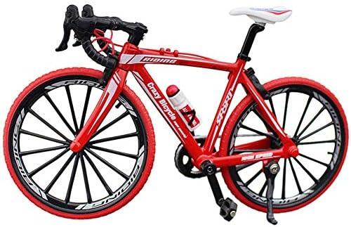 Ganquer Coleccion Decoración Diecast Juguetes Mini Bend Bicicleta ...
