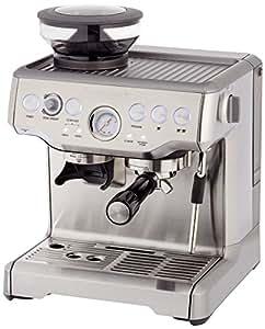 Gastroback 42620 - Cafetera (Independiente, Plata, 220-240 V, 50 Hz, 310 mm, 300 mm)