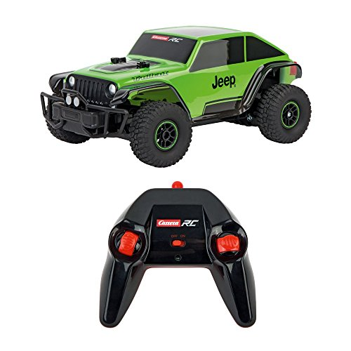 Carrera RC 184001 1:18 Jeep Trailcat 2.4 GHz RC Vehicle