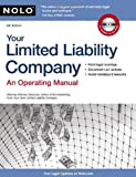 Your Limited Liability Company: An Operating Manual (Your Limited Liability Company (W/CD))