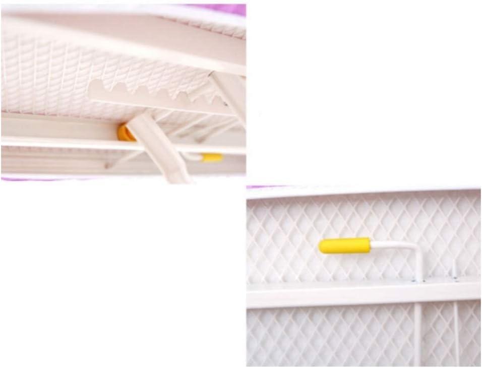 XuQinQin Planche à repasser, Planche à repasser pliante, Planche à repasser renforcée, Hauteur réglable planche a repasser (Color : A) G