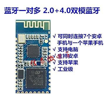 Amazon com: KINWAT BT13 Bluetooth Dual-Mode Module One to Many