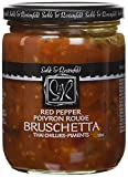 Sable and Rosenfeld Red Pepper Thai Bruschetta, 16.0 Ounce (Pack of 6)