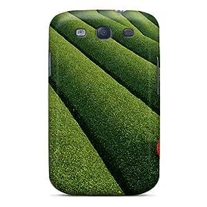 Phone Case Perfect Tpu Case For Galaxy S3/ Anti-scratch Protector Case (tea Field)