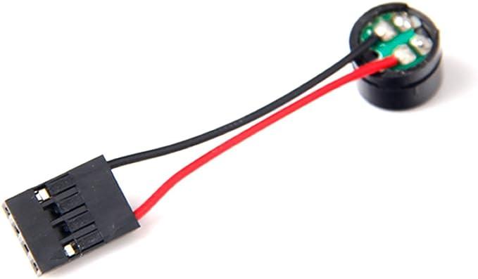 KINYOOO 15 Pcs Computer Mainboard Buzzer Desktop Pc Computer Mainboard Case Internal Speaker Connector Plug