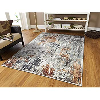 Amazon Com Modern Rugs For Living Room 5x7 Bohemian