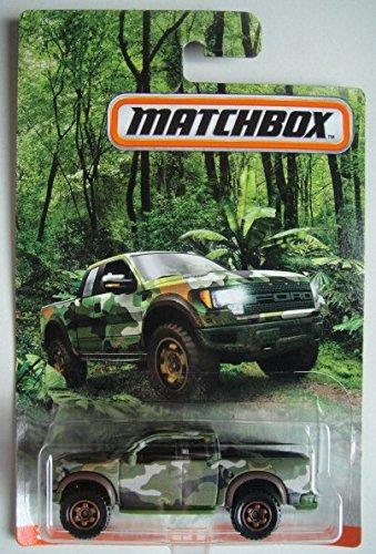 Matchbox Exclusive Ford F  Svt Raptor