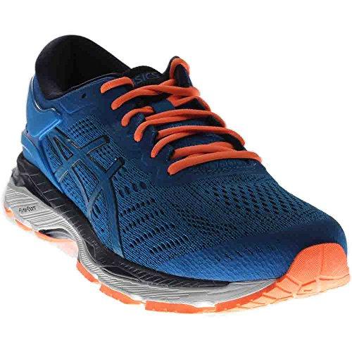 ASICS Men's Gel-Kayano 24 Running Shoe, Directoire Blue/Peacoat/Hot Orange, 12 Medium US by ASICS (Image #7)