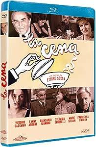 La cena [Blu ray]: Amazon.es: Fanny Ardant, Stefania
