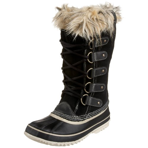Sorel Women's Joan Of Arctic NL1540 Boot,Black,9 M ()