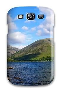 Emilia Moore's Shop Premium Durable Loch Earth Fashion Tpu Galaxy S3 Protective Case Cover