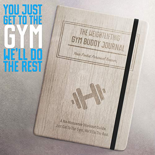 Habit Nest The Weightlifting Gym Buddy Journal. A 12-Week Personal Training Program in A Journal, with Workout and Exercise Journal/Log. Your Ultimate Fitness Planner. by Habit Nest (Image #6)