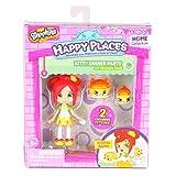 Happy Places Shopkins Single Pack Kristina Apples Doll