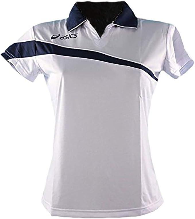 ASICS Mujer Tenis Polo Camisa: Amazon.es: Ropa y accesorios