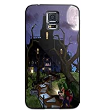 Luigis Mansion Castle for Iphone and Samsung Galaxy Case (Samsung Galaxy S5 black)