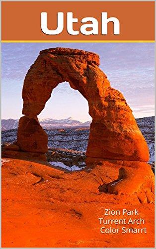 Utah: Zion Park Turrent Arch Color Smarrt (Arch Dune Sand)