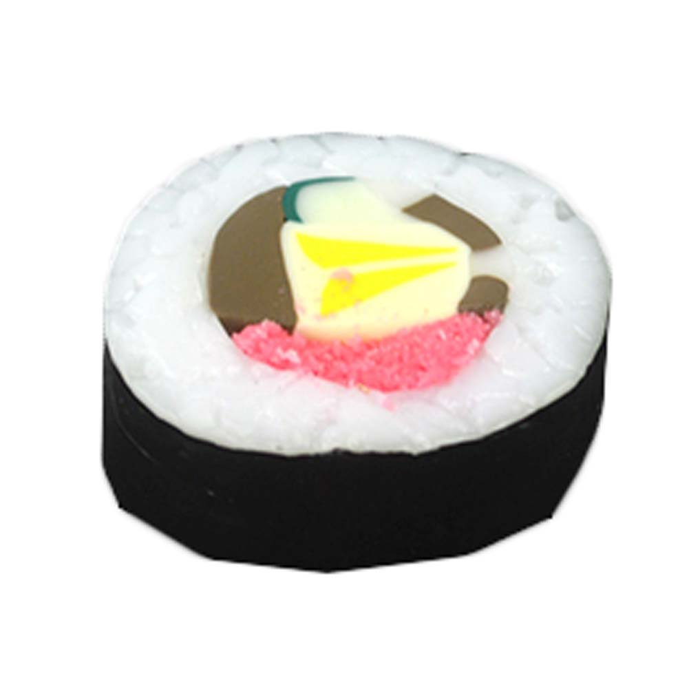 George Jimmy 2 PCS Simulation Sushi Food Model Sushi Cooking Window Display Props #19