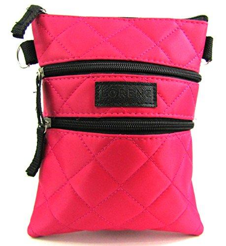 Rose Générique Léger Nylon Femmes Bag Corps Croisé Nwm0v8n
