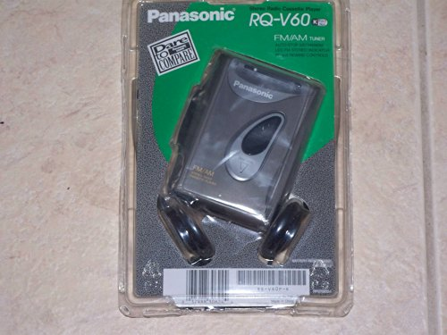 Panasonic RQ-V60 Personal FM/AM (Panasonic Portable Headset)