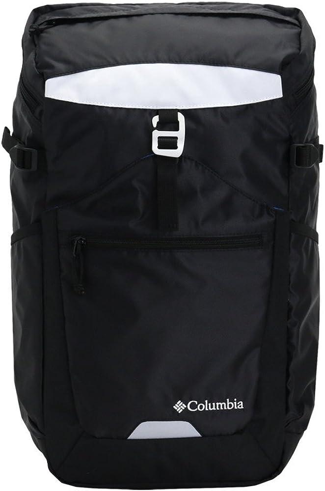 Columbia(コロンビア) 30L バックパック PU2506 ブラック/ホワイト