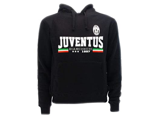 Felpa Juve da Uomo Nera 1897 Juventus Prodotto Ufficiale Juventus | eBay