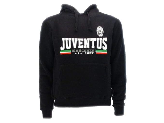 Sabor Felpa Juventus Uomo con Cappuccio PS 24816 Ronaldo 7