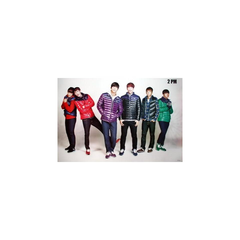 6313 M 2pm Nichkhun Horvejkul Korean Boy Band Pop Dance Music Wall Decoration Poster Size 35x23.5