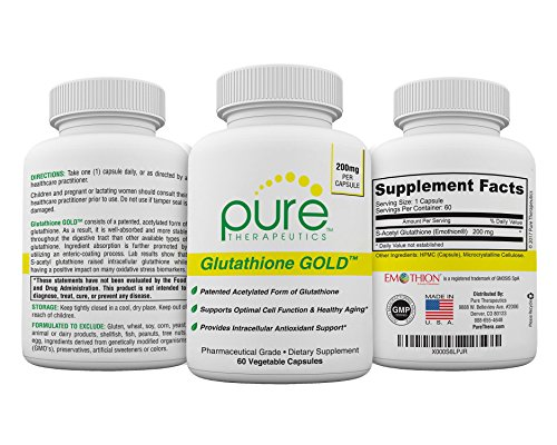 Glutathione GOLD 200mg